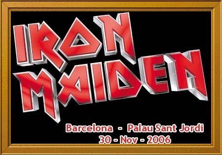 Carlos: Iron Maiden